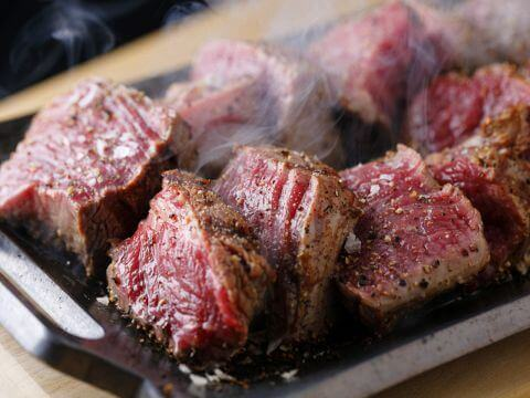 KAENの肉
