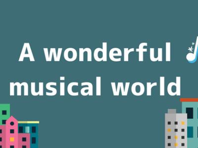 ミュージカルの楽しみ方