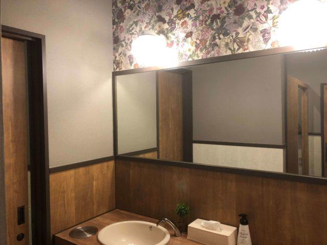 前川珈琲店トイレ