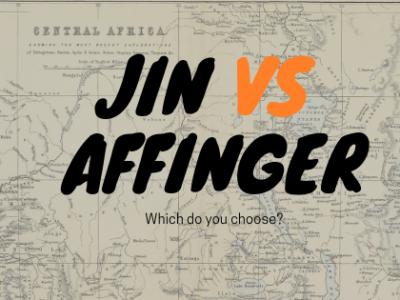 JIN VS Affinger